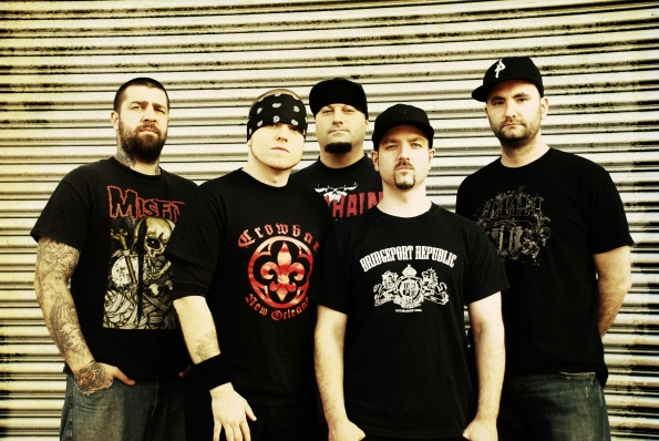 Hatebreed Press Photo 2009 Line-Up
